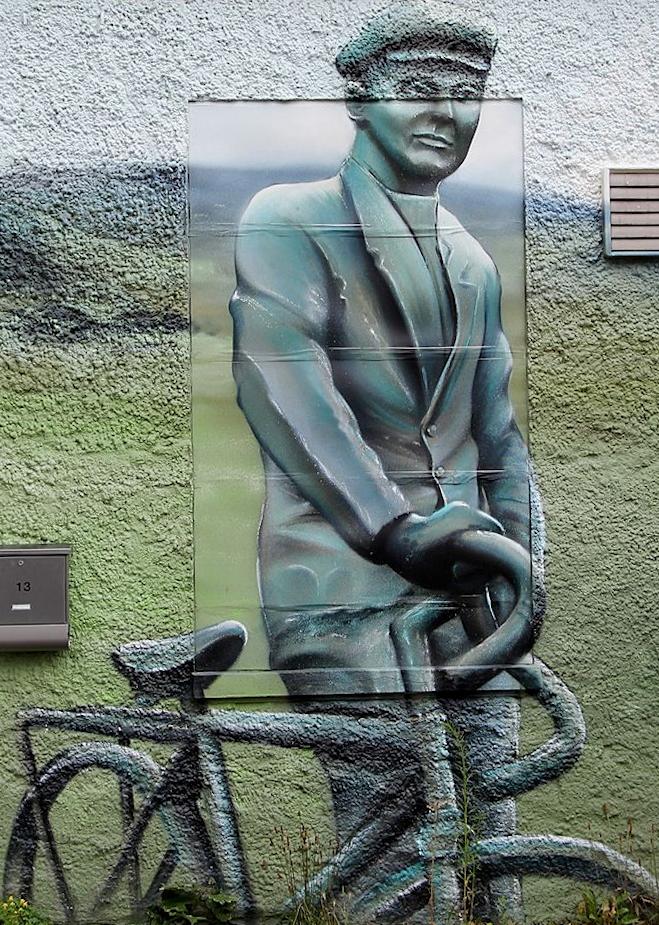 Grafito in Bremen
